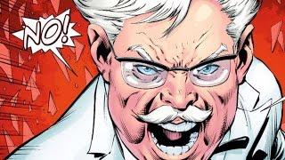KFC HAS A COMIC?? WTF? | The Desk of DEATH BATTLE