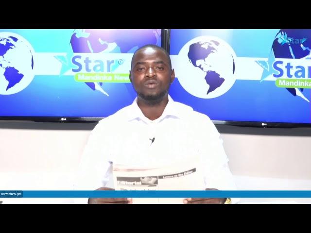 Adamou Suwareh: We Joined the 1994 Coup to prevent a bloodbath | Talansaba Kibaaro