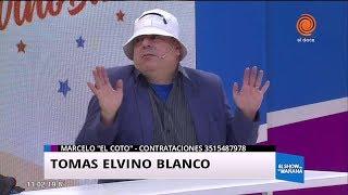 Tomás Elvino Blanco y la política