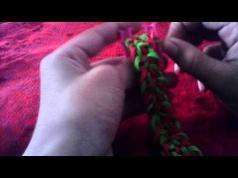 Что можно сделать из резин браслет трансформер