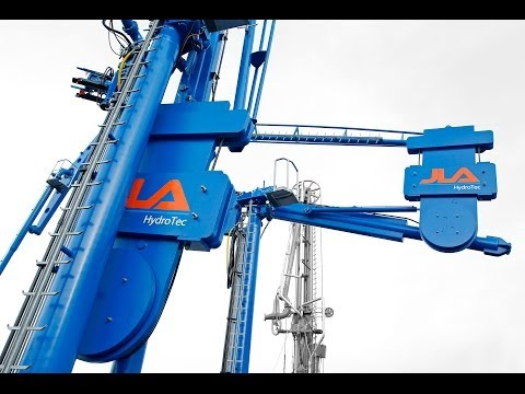 JLA Marine Loading arms and other loading equipment