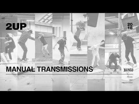 2UP   2018 - Manual Transmissions