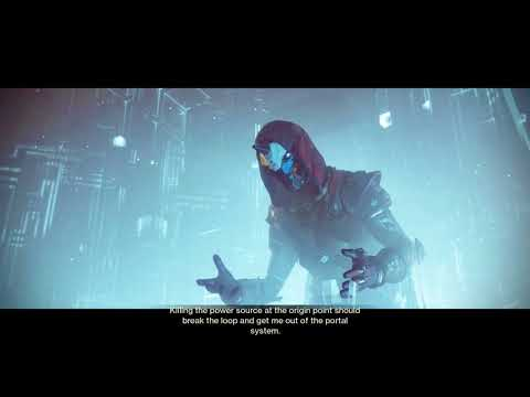 Ghost Rudely Interrupts The Guardians First Words - Destiny 2