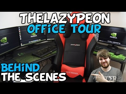 TheLazyPeon's PC Setup, Equipment And Editing Software