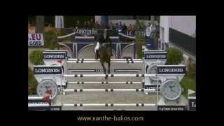 Comme Il Faut & Marcus Ehning GP1.60m CHIO  Rotterdam 2015