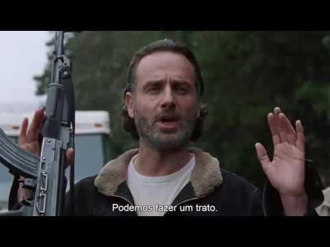 The Walking Dead 6 : Negan - Um Homem a ser Temido (Featurette)