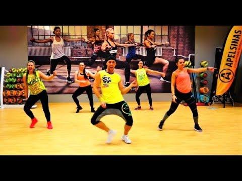 Zumba fitness - Sean Paul feat J Balvin - Contra La Pared