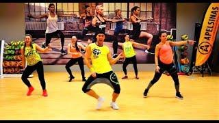 Gambar cover Zumba fitness - Sean Paul feat J Balvin - Contra La Pared