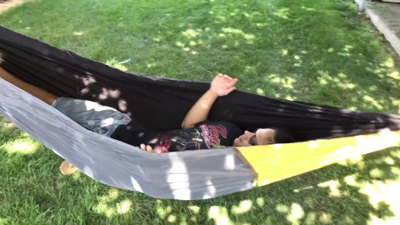 unboxing and initial setup ace teah camping hammock with mosquito   unboxing and initial setup ace teah camping hammock with mosquito      rh   youtube