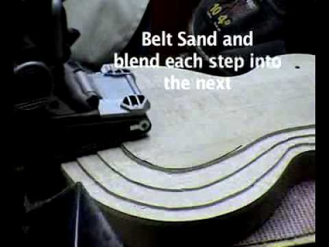 How to make an arch top solid guitar body youtube pronofoot35fo Image collections