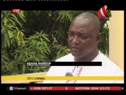 Gambia authourities shut down 2 private radio stations? - 2/1/2017