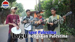 Lagu Sedih - Bebaskan Palestina | Cover Pengamen Kreatif