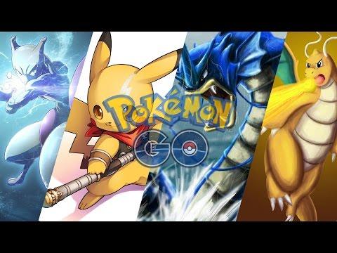 Inilah Pokemon Yang Paling Dicari Di Pokemon Go