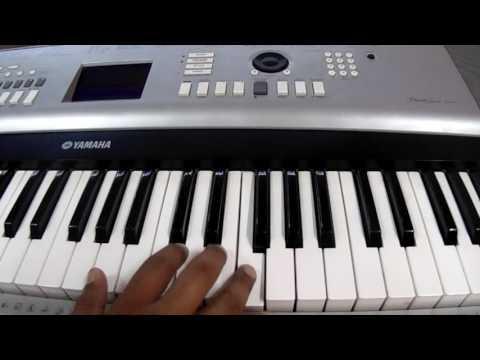 Raabta   Piano Toturial (Kehte Hain Khuda Ne)