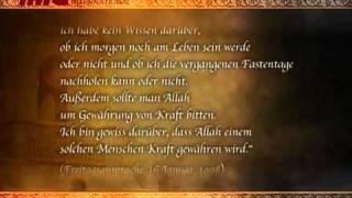 Zitat vom Kalif des ISLAM Ahmadiyya über Ramadan