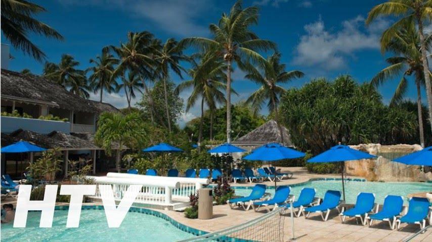 Almond Beach Resort Hotel En Speightstown Barbados