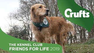 Milli and Emma - The Kennel Club Friends For Life 2019