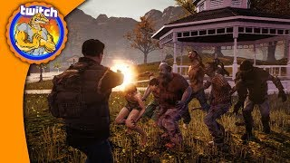 Running for my life from zombies | State of Decay Year-One Survival Edition PC Gameplay