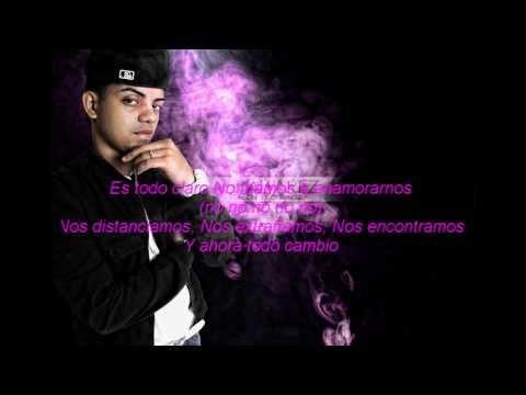 J alvarez  - Amor en practica (Letra) Reggaeton 2014