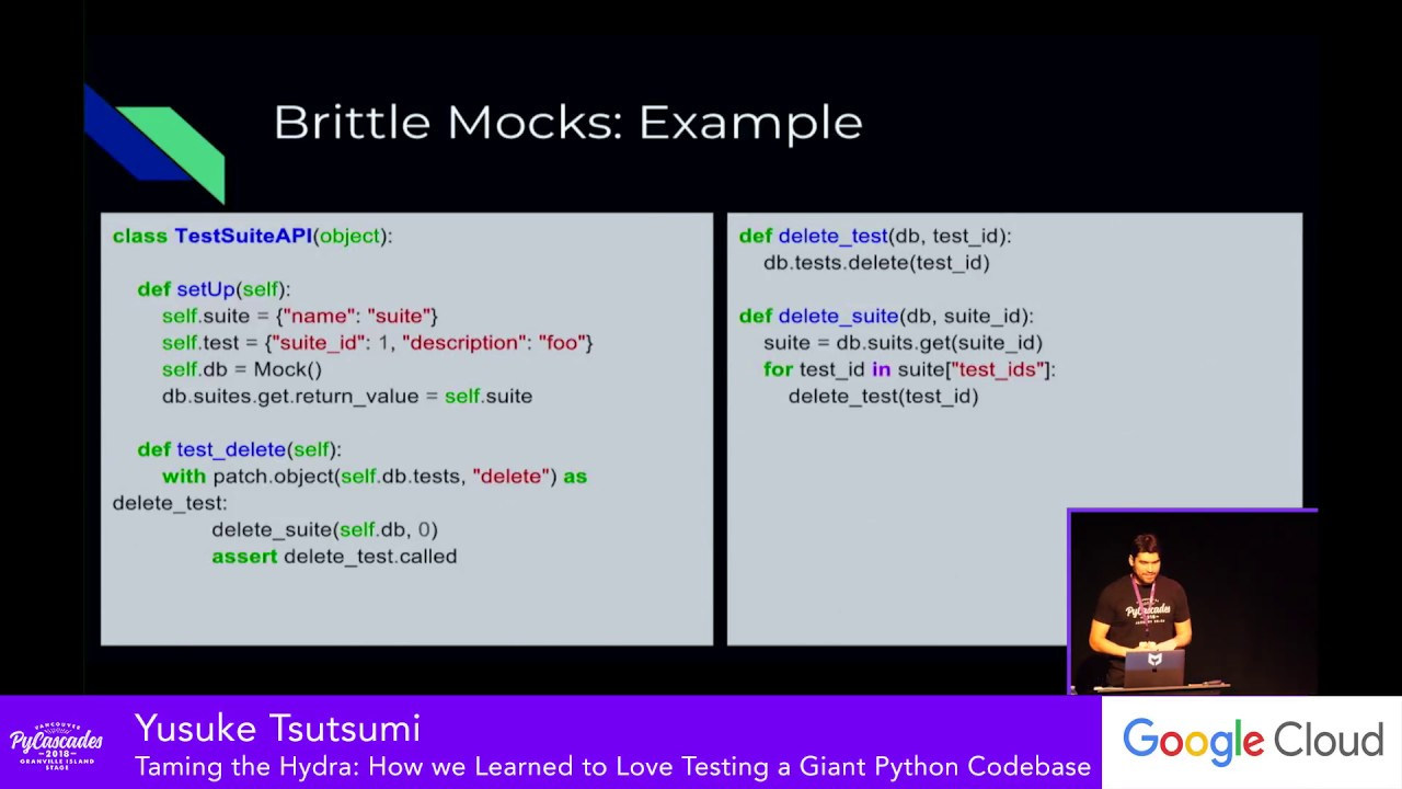 Image from Taming the Hydra: How we Learned to Love Testing a Giant Python Codebase