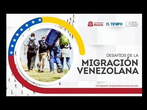 Desafíos de la migración venezolana