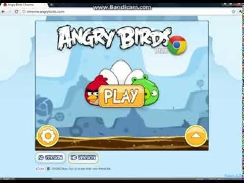 How To Download Angry Birds Google Chrome BETA FREE