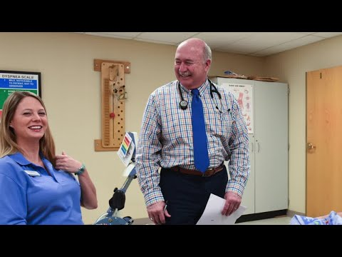 Real Experiences - ManorCare Topeka - Patient Michael Kelly