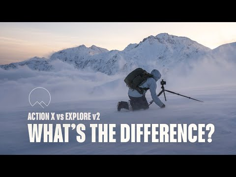 Product Designer Explains The Difference Between Action X and Explore v2