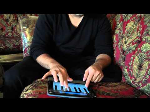 Bhalobasha dao bhalobasha nao - short ipad piano cover by Ridwan