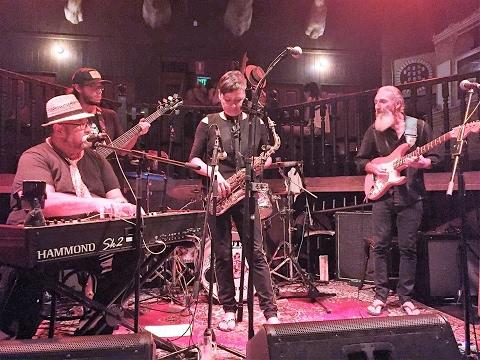 Blues Embassy Live Lefty BASEQ event