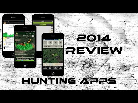 Product Review: Hunting Apps