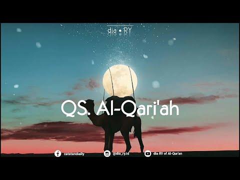 Tadabbur Surah Al-Qari'ah (Recitation of Qur'an) - Jibril Wahab
