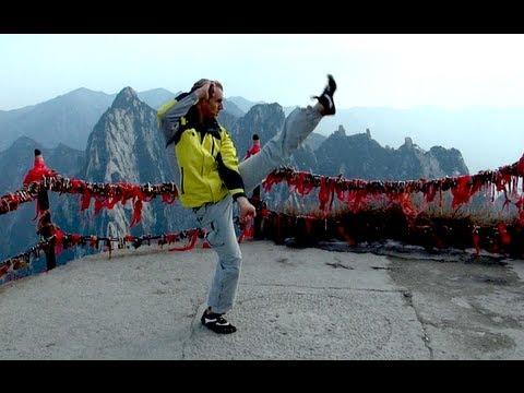 Hua Style Kung Fu on Hua Mountain LIVE!