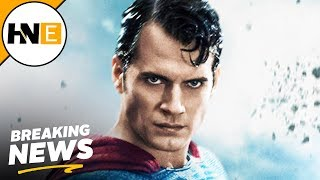 Henry Cavill OFFICIALLY Quits Superman for WB & DC