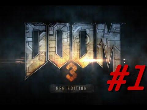 Doom 3 BFG Edition Um novo Marine Parte 1
