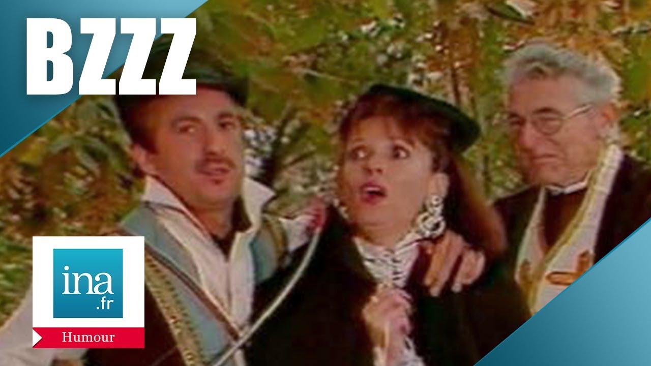 Bzzz : Les sketchs de Chantal Lauby et Bruno Carette | Ep 8 | Archive INA