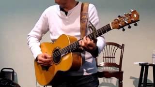 Tommy Emmanuel: And So It Goes - Guitar Workshop San Francisco, Feb 9th, 2013