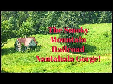 The Smoky Mountain Railroad Nantahala Excursion!~