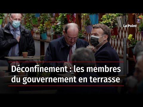 Déconfinement : la France entre dans la première phase