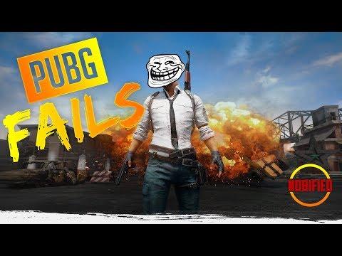 PUBG Fails #3   PUBG Fails & Funny Moments