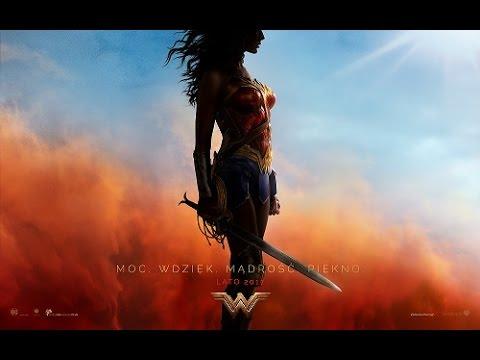 WONDER WOMAN- Zwiastun Comic Con 2016 (napisy PL)