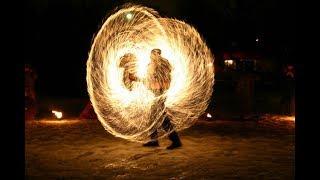 Магия огня! Фаер-шоу.