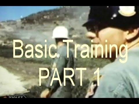Basic Training Vietnam Era Part 1 Youtube