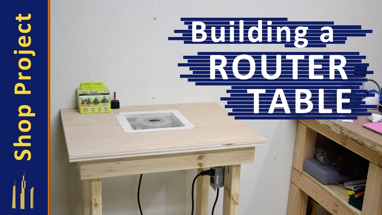 Building a cheap basic router table youtube building a cheap basic router table keyboard keysfo Image collections