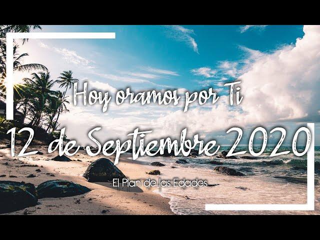 HOY ORAMOS POR TI | SEPTIEMBRE 12 de 2020 | Oración por bebés en cuidados intensivos