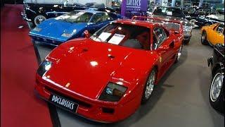 Ferrari F40 1989 Videos