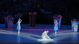 """Щелкунчик"". Кремлёвский балет. Арабский танец."