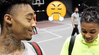 CONFRONTED DDG FOR FLIRTING & KISSING MY EX! (I AGREED TO LEAVE DIAMOND ALONE UNTIL...)