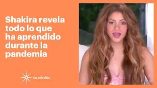 Shakira asegura no es tan fácil ser esposa, mamá y celebridad | Las Estrellas