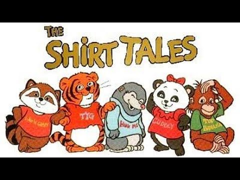 Shirt Tales Cartoon